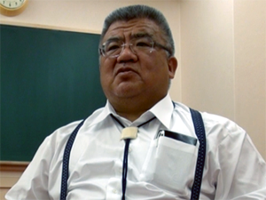 伯鳳会 古城理事長